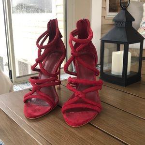 Zara basic collection sandal